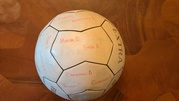 Мяч обладателей суперкубка УЕФА 1975 г.